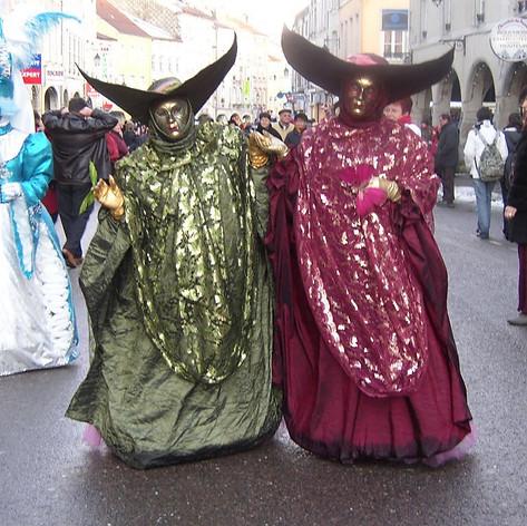 Venice pair