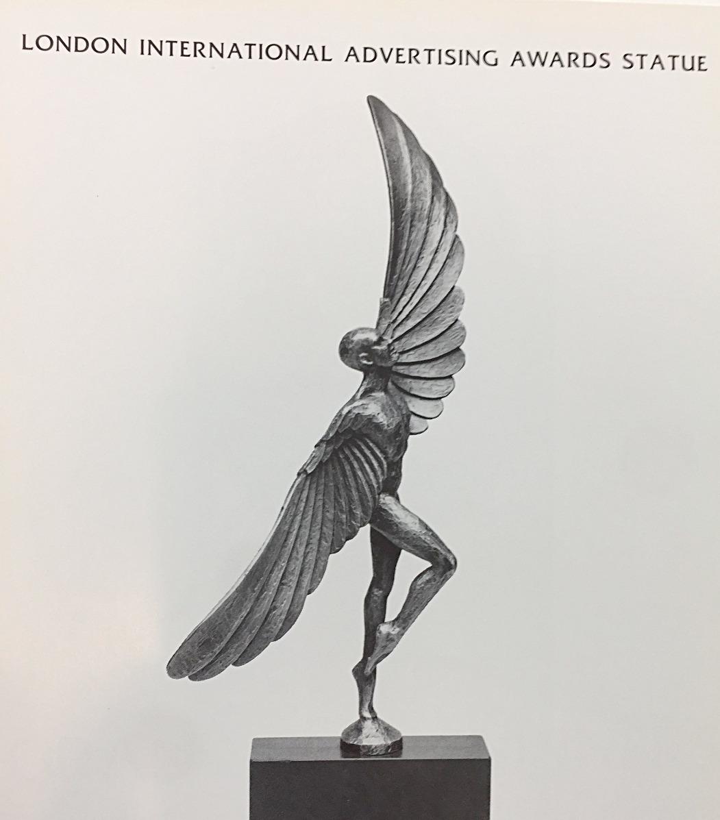winner of 2LondonInternationalAwards