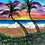 Thumbnail: Sunset with trees