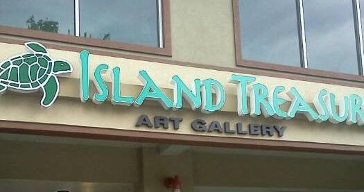 Island Treasures Art Gallery