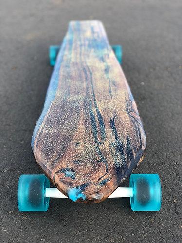 Koa longboard