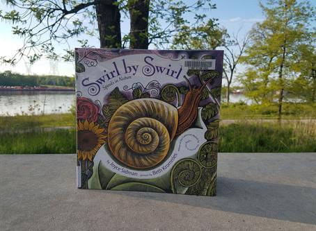 Naturalist Angela's Book Pick: 'Swirl by Swirl: Spirals in Nature'