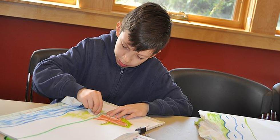 Busy Beavers Craft Club