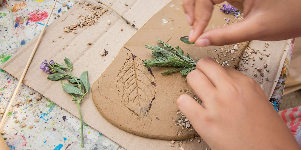 Nature Clay Crafts