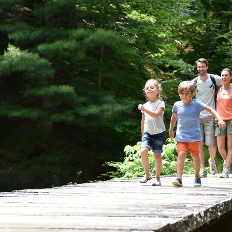 Turn Your Next Family Walk Into A Scavenger Hunt