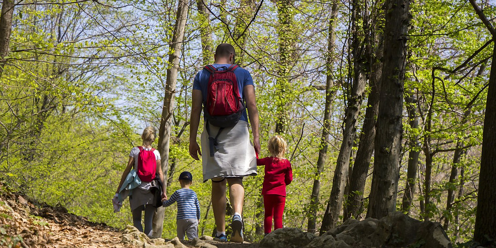 Family Fun Hike at Whalon Lake