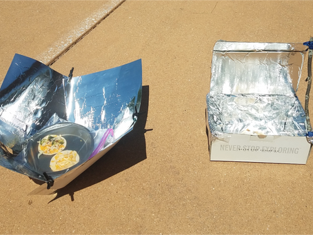 Get Cooking With A Sun-Powered Solar Oven