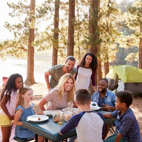 Celebrate Great Outdoors Month By Camping