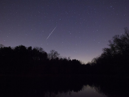 What Is a Meteor Shower?