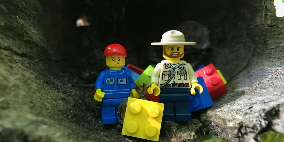 LEGO Gone Wild: Pollinator Edition