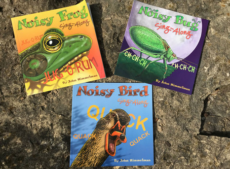 Naturalist Suzy's Book Pick: 'Noisy Sing-Along' Stories