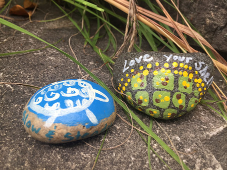 Spread Kindness With These Crafty Rocks