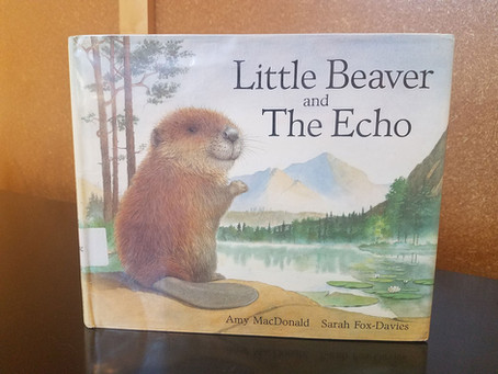 Naturalist Angela's Book Pick: 'Little Beaver and the Echo'