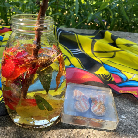 Stir Up Some Outdoor Fun With Homemade Potions