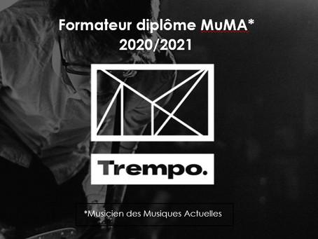 Formateur MuMA à Trempolino