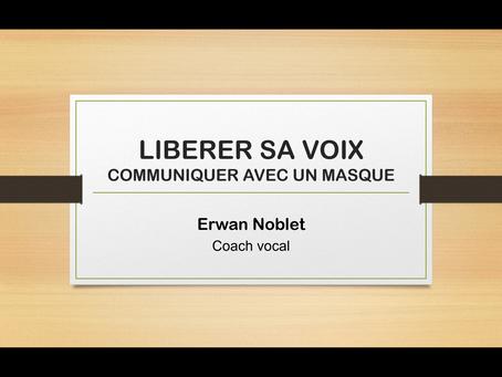 Communiquer avec un masque CNAM Pays-de-la-Loire