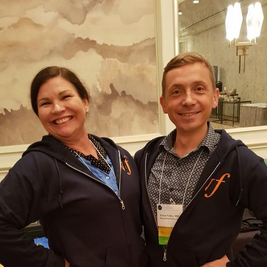 Voice Foundation avec Dale Cox (coach vocal australienne) à Philadelphie (USA) 2019