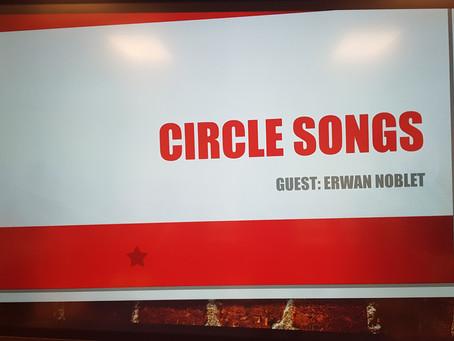 Ateliers Circle Songs à l'université Shenandoah (USA)