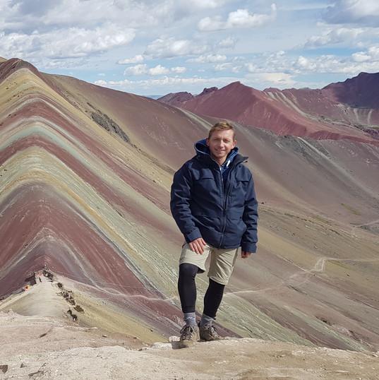 Rainbow Mountain au Pérou 2018