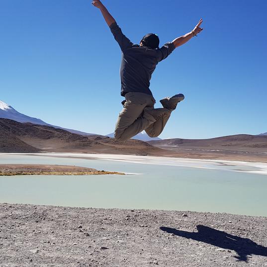 Réserve Nationale Eduardo Avaroa Bolivie 2018
