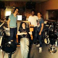 Enregistrement de l'EP Ride your horse avec Layenn au Garage Hermétique (44) 2015