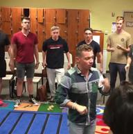 Vidéo montage de mes ateliers Circle Song à l'Université Shenandoah (VA-USA) 2019