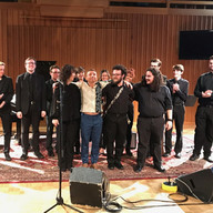 Concert de fin d'études à l'Université Shenandoah (VA-USA) 2019