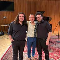 Recital avec Jimmy à la guitare et Jacob à la trompette - Université Shenandoah 2019 (VA-USA)