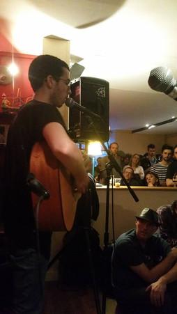 Concert des élèves à Nantes