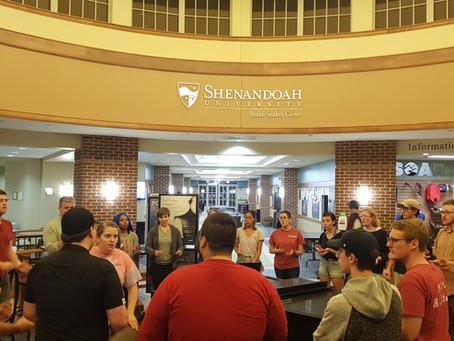 Atelier Circle Songs Université Shenandoah