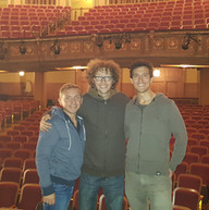 Broadway - Freestyle Love Supreme avec Arthur le pianiste du show (NYC) 2019