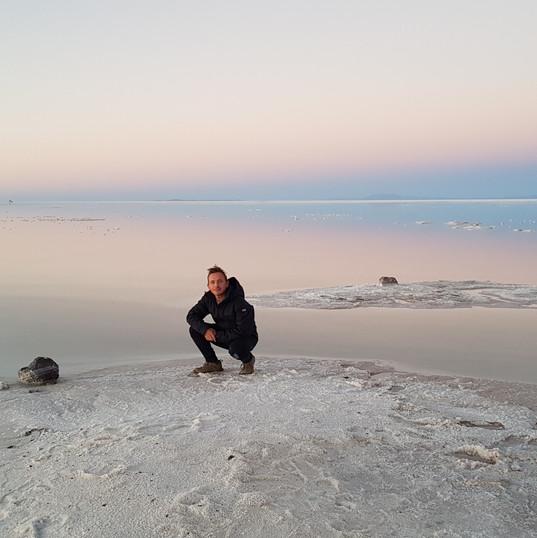 Lac de sel à UYUNI en Bolivie 2018