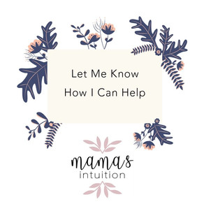 Let Me Know How I Can Help