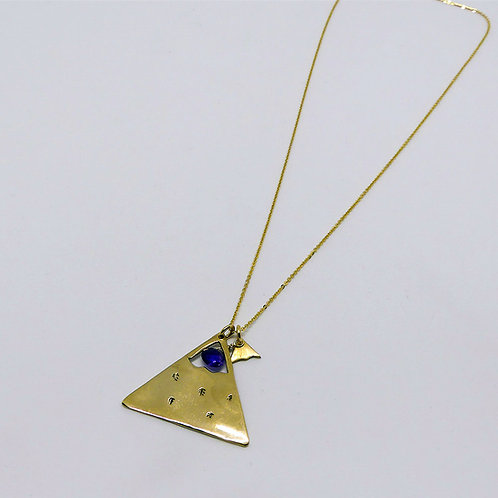Collier MONT BLANC D'OR