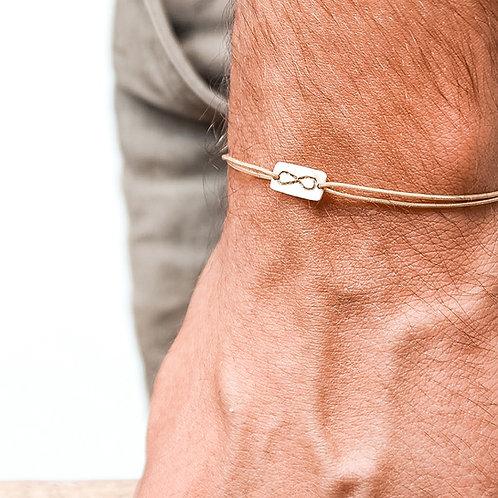 "Bracelet INTIMITY ""∞"""
