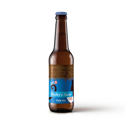 Monkey's Candy - Blue (6 pack)