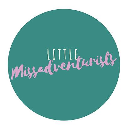 LittleMissAdventurist Sticker