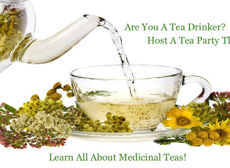 It's all about tea!