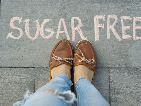 10 Tips to help you quit sugar for good!