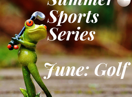 Welcome To My Summer Sports Series!