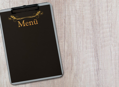 10 Tips to Get You Menu Planning!