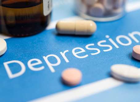 Let's talk about pain and antidepressants...