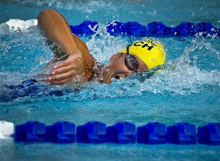 5 Common Swimming Injuries