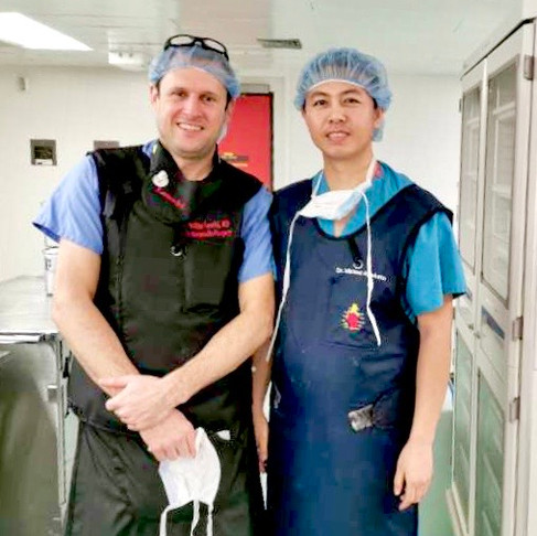 Dr. Pan Kairui Completes US Observations