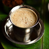 Indian Filter Coffee _ Step by step reci