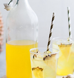 Pineapple Ginger Iced Tea - The Kitchen