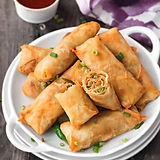 Spring Rolls Recipe _ How to make Spring