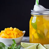 Sweet Mango Green Tea Recipe.jfif