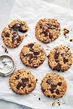 Nutty_Chocolate_Chunk_Cookies_(Vegan)_â€