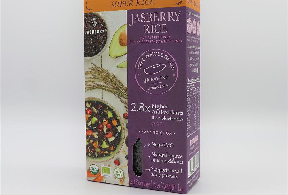 Jasberry有機健康米